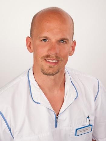 Ralf Kedziora, Zahnarzt